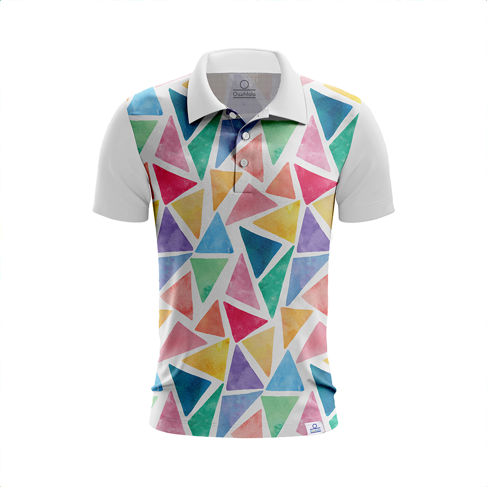 Full Color Sligo Polo (Man/Woman)